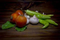 homegrown grönsak royaltyfri fotografi