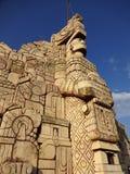 Homeland Monument in Merida Yucatan Royalty Free Stock Image
