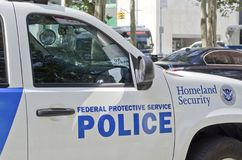 Homeland Security Royalty Free Stock Photos