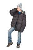 homeless девушки Стоковое фото RF