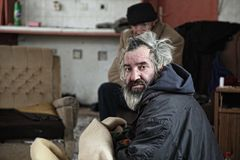 homeless images stock
