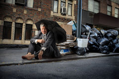 Homeless Stock Image