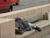 Homeless Stock Photography
