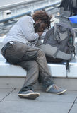 homeless Photos libres de droits