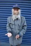 homeless Photo libre de droits