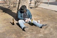 homeless imagen de archivo libre de regalías