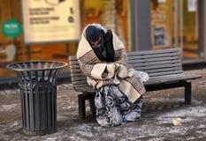 homeless Imagen de archivo