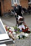 HOMELESS DEATH SHOCK DANISH NATION Stock Photo