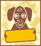 Homeless dog Royalty Free Stock Image