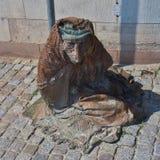 Homeless fox royalty free stock photo