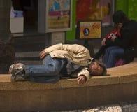 Homeless, Macao Stock Photography