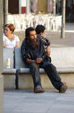 A homeless 46 Stock Images