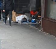 Homelessness Stock Image