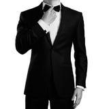 Homem à moda Imagem de Stock Royalty Free