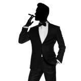 Homem à moda considerável Fotografia de Stock
