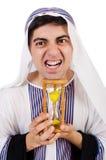 Homem árabe Fotos de Stock Royalty Free