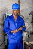 Homem acessível Fotografia de Stock