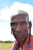 Homem africano Foto de Stock Royalty Free
