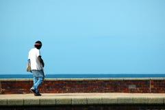 Homem africano Fotografia de Stock