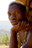 Homem africano Imagem de Stock Royalty Free