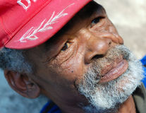 Homem africano Fotos de Stock Royalty Free