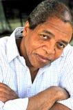 Homem afro-americano fotografia de stock