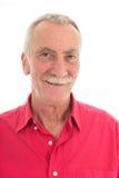Homem aposentado fotografia de stock