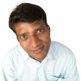 Homem asiático que olha à câmera Foto de Stock Royalty Free