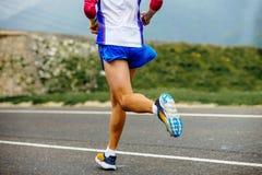 Homem atlético running traseiro foto de stock royalty free