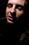 Homem bêbedo Fotografia de Stock