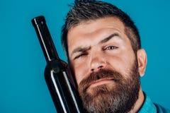 Homem Homem brutal farpado Moderno caucasiano brutal com bigode Homem com barba Moderno maduro com barba bearded fotos de stock