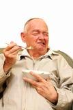 Homem com expressão ácida Imagem de Stock Royalty Free