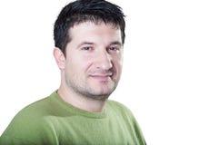 Homem da camisola Fotografia de Stock