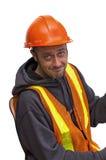 Homem da construção Imagem de Stock
