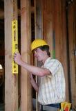Homem da construção Imagens de Stock Royalty Free