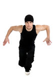 Homem da dança Fotografia de Stock Royalty Free
