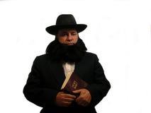 Homem de Amish Fotografia de Stock Royalty Free