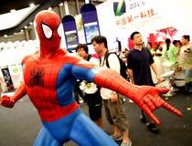 Homem de aranha Foto de Stock