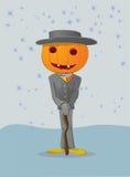 Homem de Halloween Fotos de Stock Royalty Free