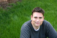 Homem de Harvard Imagem de Stock