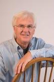 Homem de meia idade Fotografia de Stock Royalty Free