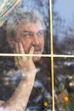 Homem de meia idade. foto de stock royalty free
