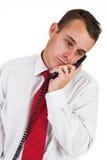 Homem de negócio #26 imagem de stock