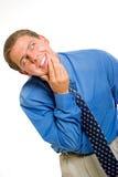 Homem de negócio Imagens de Stock Royalty Free
