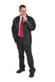 Homem de negócio #3 fotos de stock