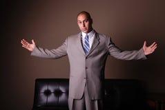 Homem de negócio. Fotos de Stock