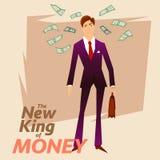 Homem de negócio 1 Foto de Stock Royalty Free