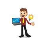 Homem de negócio Fotos de Stock
