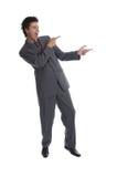 Homem de negócio (as séries) Foto de Stock
