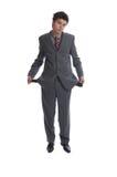 Homem de negócio (as séries) Fotografia de Stock Royalty Free